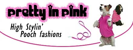 Stylin fashions in shades of Pink