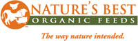 Wholesale NATURES BEST ORGANIC FEED Products Logo