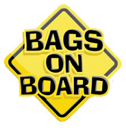 Bags on Board Refillable Poop Bag Dispensers - GregRobert