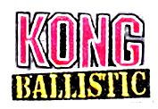 Ballistic Kong Toys that Float and Squeak - GregRobert
