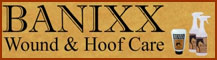 Banixx - Horse Wound and Hoof Care - GregRobert