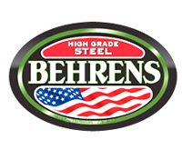 Behrens Steel Watering Cans, Pails and Tubs - GregRobert
