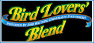 BIRDLOVERS BLEND Birdlovers Blend Hi-Energy Plus with Mealworms - 7.5 lb.