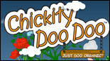Chickity Doo Doo Organic Fertilizer  - GregRobert