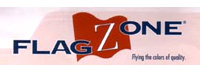 FLAGZONE United States Hand Flag No-sew - 8 x 12 in.