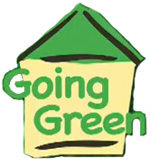 GOING GREEN Going Green Recycled Plastic Suet Bird Feeder - 7X3X6