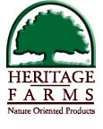 HERITAGE FARMS Heart HummingBird Feeder
