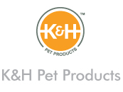 K and H MANUFACTURING Thermal-Bowl Heated Pet Bowl