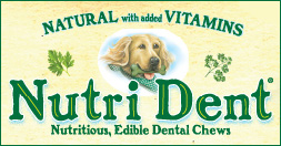 36 ct./MINI Nutri Dent Dog Chews by Nylabone - GregRobert