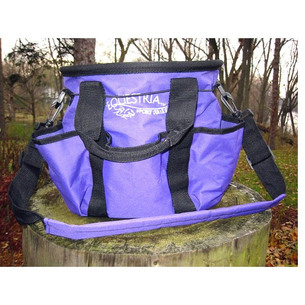 Equestria Equine Grooming Tote / Color (Purple) Best Price