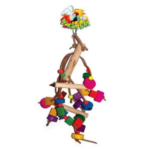 Bodacious Bites Deliteful Bird Toy - Large Best Price
