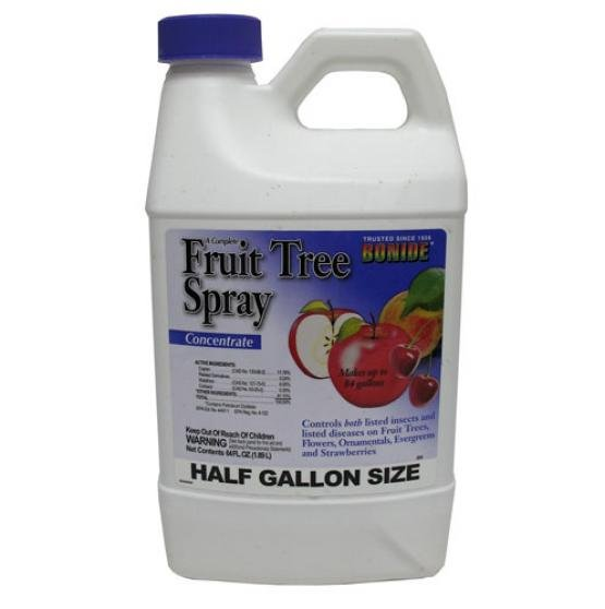 Fruit Tree Spray Concentrate 0.5 gal. Best Price