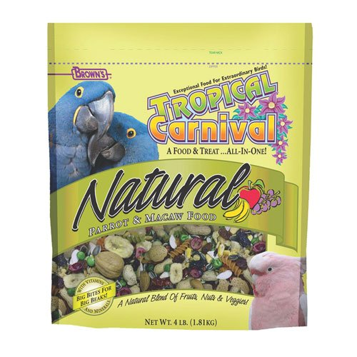 Tropical Carnival Macaw Food 4 lbs Best Price