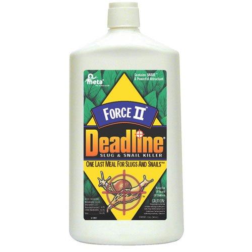 Deadline Force II Slug and Snail Killer 32 oz. Best Price