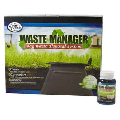 Waste Manager for Dog Waste