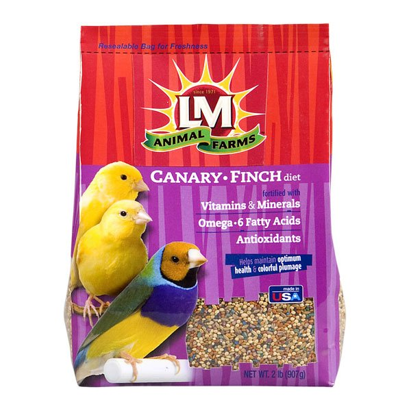 Canary Finch Diet 2 Lbs