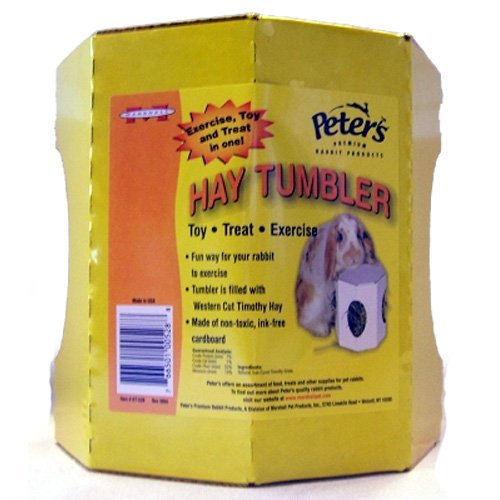 Peters Hay Tumbler for Rabbits Best Price
