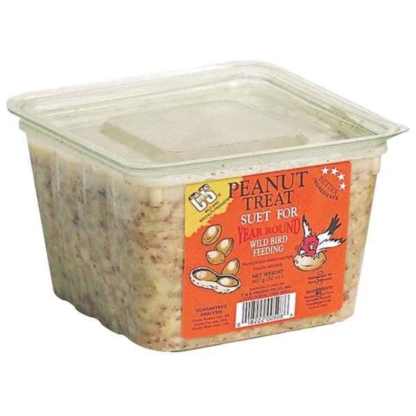 Peanut Suet Wild Bird Treat - 32 oz. Best Price