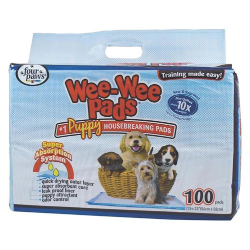 Wee Wee Pads Puppies - 100 ct. Best Price