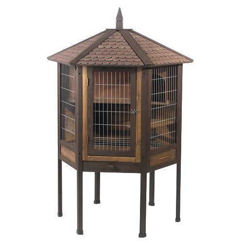 Gazebo Outdoor Deluxe Rabbit Hutch Best Price