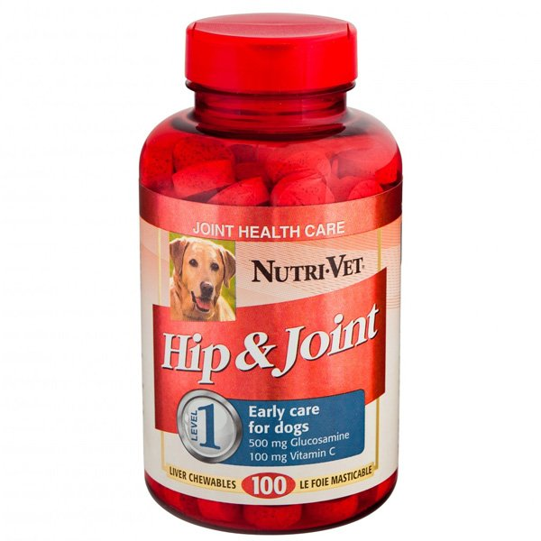 Hip and Joint Level 1 Chewables for Dogs - 75 ct. Best Price