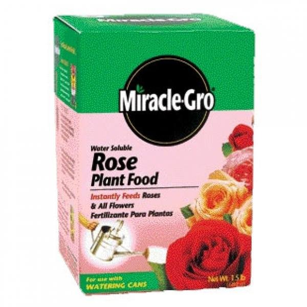 Miracle Gro Rose Plant Food 1.5 lbs (Case of 6) Best Price