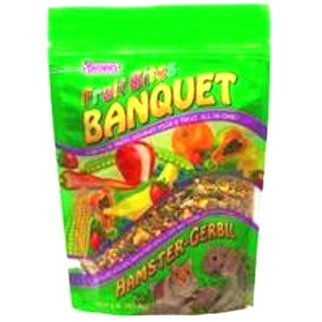 Fruit Bites Hamster Food - 2 lbs Best Price