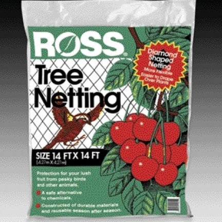 Ross Tree Netting / Size (14 x 14 ft) Best Price