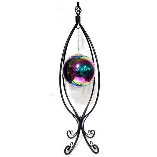 Aura Hanging Globe/Plant Stand 40 in. each (Case of 3) Best Price