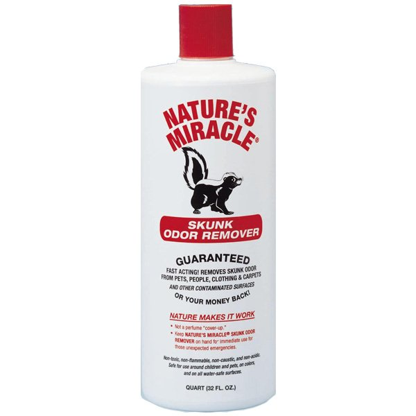 Natures Miracle Skunk Odor Remover Best Price