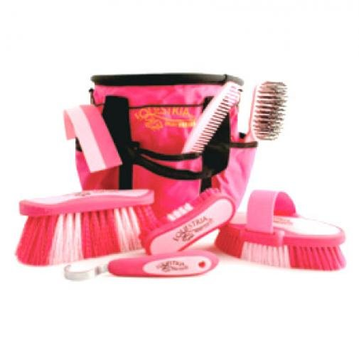 Equestria Sport 8 Piece Grooming Kit / Color (Pink) Best Price