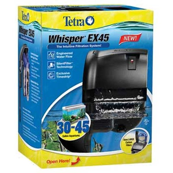 Whisper EX Filtration Systems / Size (EX45) Best Price