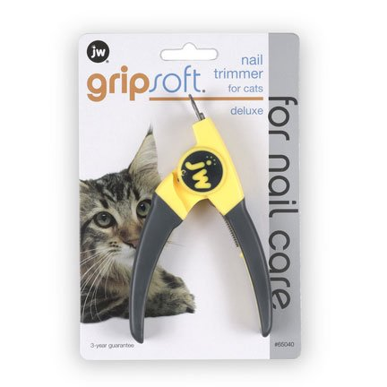 Cat Nail Trimmer Deluxe GripSoft Best Price