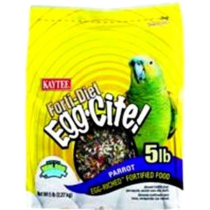 Parrot Forti Diet Eggcite 5 Lbs