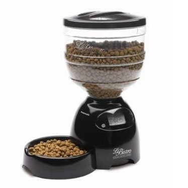Le Bistro Electronic Portion Control Pet Feeder - 10 lbs Best Price