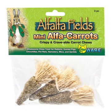 Alfa Carrots for Small Pets - 3 pk. Best Price