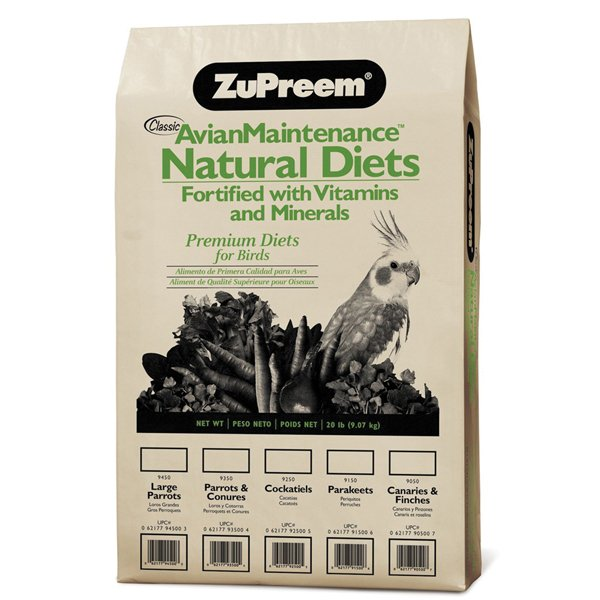 AvianMaintenance Natural for Parrots / Size (20 lbs) Best Price