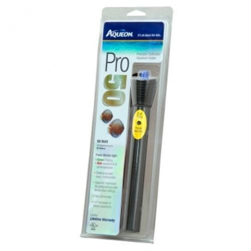 Aqueon Pro Heater / Size 50 Watt