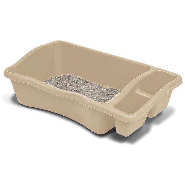 Giant Litter Pan - Bleached Linen Best Price