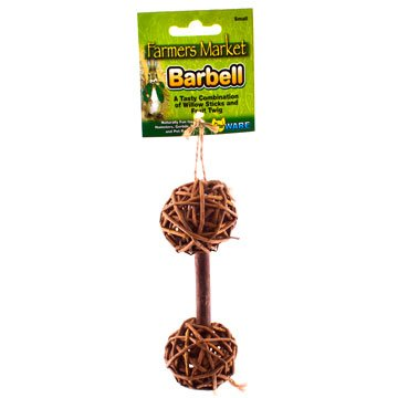 Willow Barbell Chew For Small Pets Small