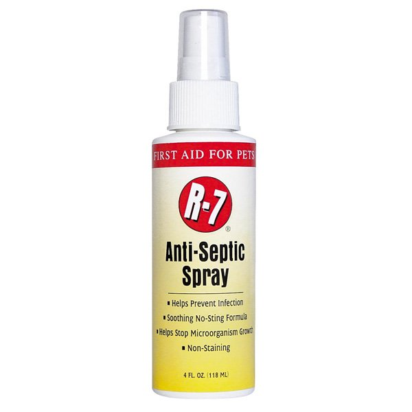 Pet R-7 Antiseptic Spray 4 oz Best Price