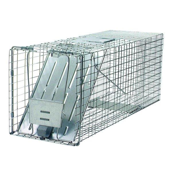 Havahart One-Door Groundhog and Raccoon Trap - 32X10X12 in. Best Price