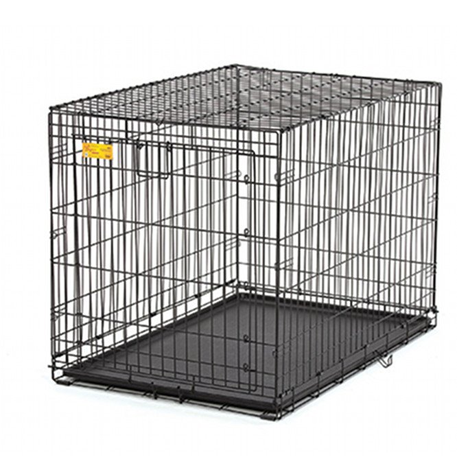Ace Single Door Dog Crate / Size 36 X 23 X 25 In.