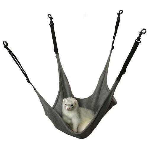 Leisure Lounge For Ferrets Fleece