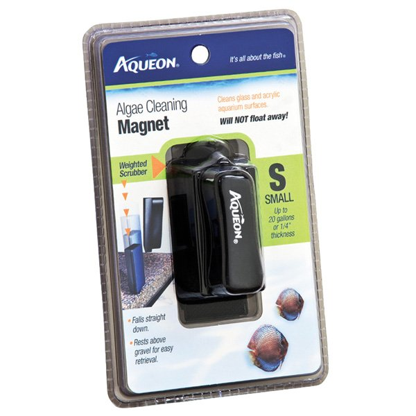 Aqueon Algae Cleaning Magnet  / Size (Small) Best Price