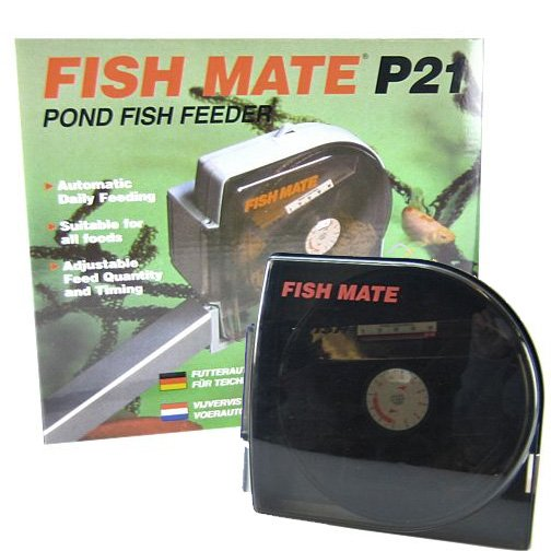 Ani Mate Fish Mate P21 Pond Fish Feeder