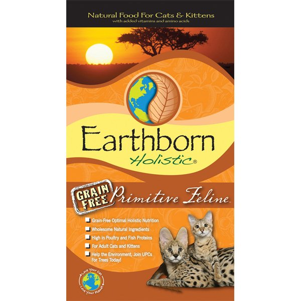 Earthborn Primative Feline 6 lbs. ea. (Case of 5) Best Price