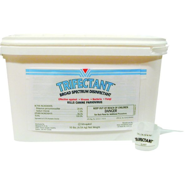 Trifectant Disinfectant 10 Lb