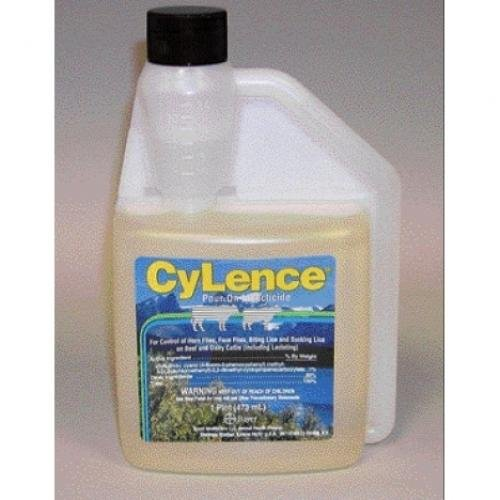 CyLence Pour-On Cattle Insecticide / Size (1 pt.) Best Price