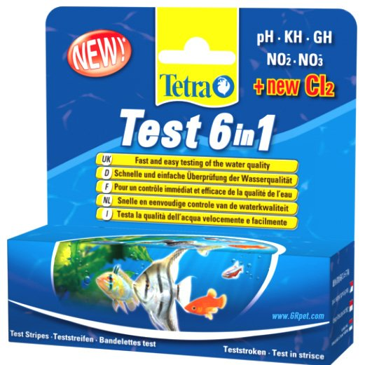 Easystrips 6-in-1 Aquarium Tests- 100 pk Best Price